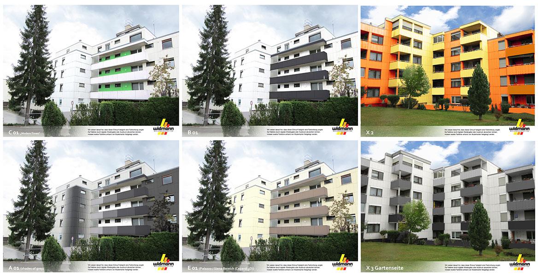 Konzeption Widmann Gruppe Schwäbisch Hall